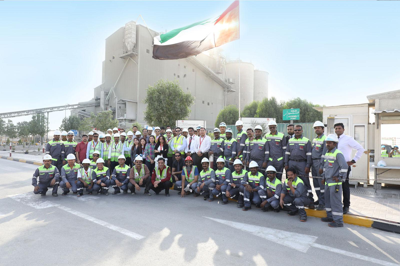 National Cement Factory – NATIONAL CEMENT FACTORY